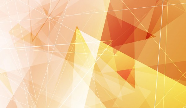 Abstract bright divided geometrical background